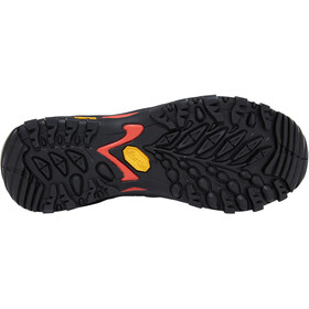 The North Face Hedgehog Fastpack Mid GTX Calzado Mujer, tnf black/fire brick red
